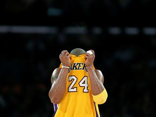 THAT COMMOTION YOU SEE IS AN ANGRY MOB SETTING FIRE TO THE LAKER BANDWAGON